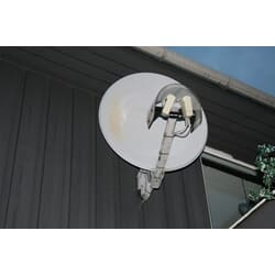 LNB Weather Cover, UV resistant.