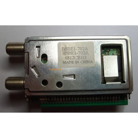 Dreambox DM500S tuner. Type BSBE1-702A. Soldering needed