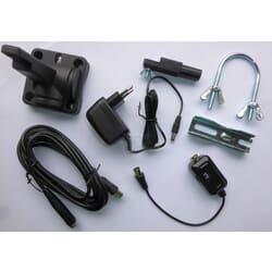 DVB-T2 outdoor active TV antenna DA4000 LTE