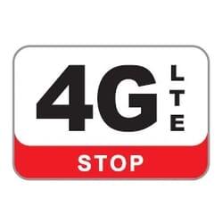 TV Antenne UHF 2 gitter antenne til digital TV (DVB-T og DVB-T2) 4G/LTE filter Maximum
