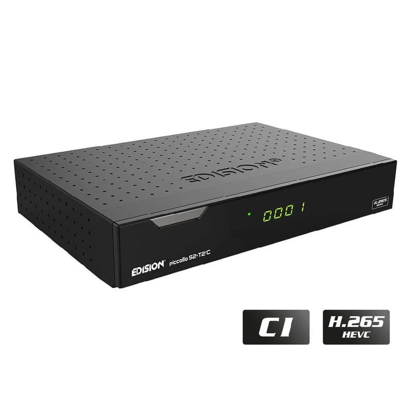 Edision Piccollo S2+T2/C