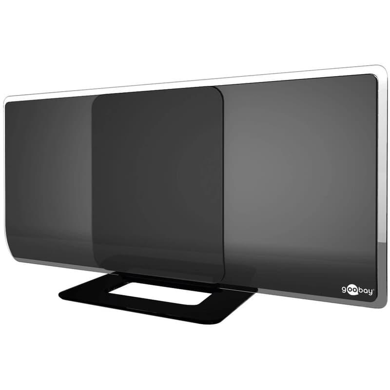 Full HD DVB-T/T2 stueantenne med LTE/4G filter
