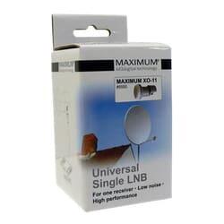 LNB for satellite dish, Maximum XO-11