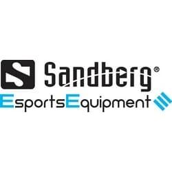 Sandberg Xterminator Mouse er en del af Sandberg EsportsEquipment serien - til dig der gamer for at vinde :)
