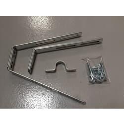 Wall mount adjustable 25-50 cm.
