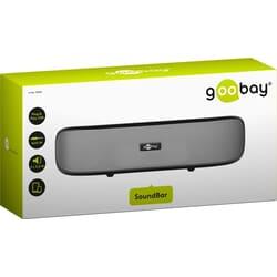 God lyd på bærbar PC med en Soundbar