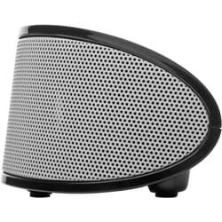 SoundBar Stereo højttaler - perfekt til din bærbare PC - drives af USB eller 4 stk AAA batterier