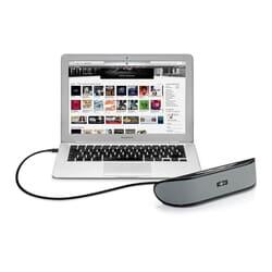 SoundBar Stereo højttaler - perfekt til din bærbare PC eller MAC